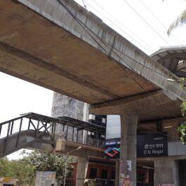 1 Andheri Metro Stations