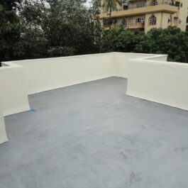 Acrylic Based Waterproofing Coating System for Terrace Roof